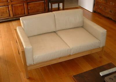 Fabrication de fauteuil sur mesure