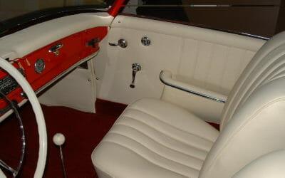 Comment entretenir les sièges en cuir de votre voiture?