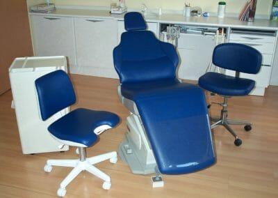 Recouvrir installation dentaire